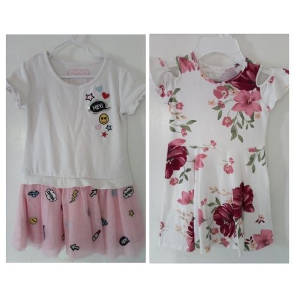 Toddler girl dresses bundle